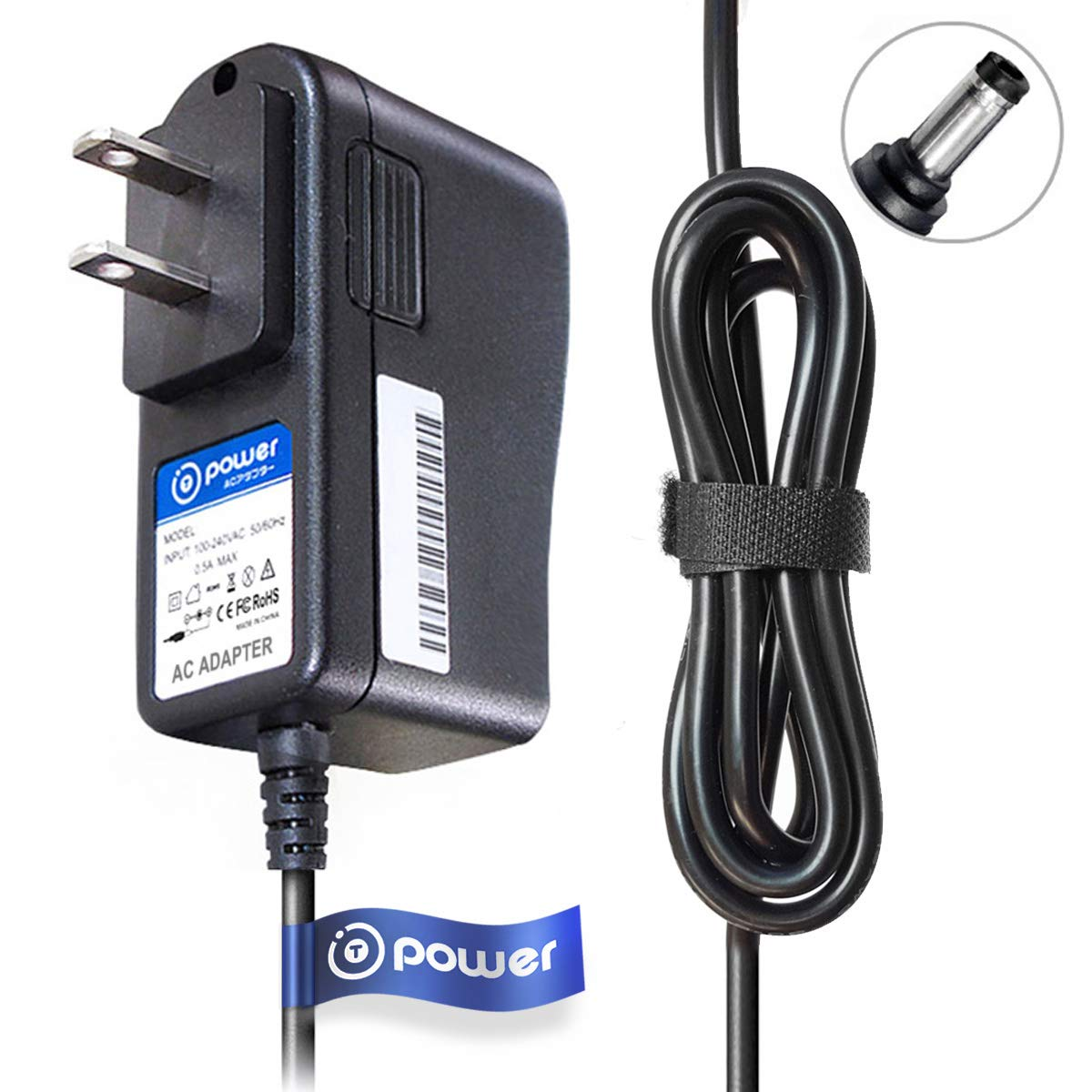 T-Power Ac Adapter for Marpac Marsona 1288A 1288A-I 1280 Deluxe Sound Conditioner Charger Power Supply
