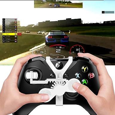 Xbox One Mini Volante, Mando de Xbox One, Accesorios de Repuesto para Todos los Juegos de Carreras de Xbox: Amazon.es: Electrónica