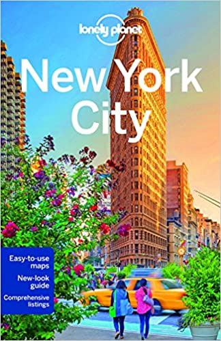 new york lonely planet  Lonely Planet New York City 9th Ed.: 9th Edition: Lonely Planet ...