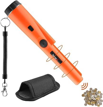 Schatzsuche Pro-Pointer Pin Pointer Metalldetektor Metallsuchgerät DE Versand
