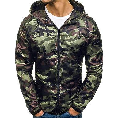 37a0fea33ed9c BHYDRY Camouflage Jacket Men Autumn Winter Zip Hoodies Casual Slim Fit  Pocket Coat(UK-