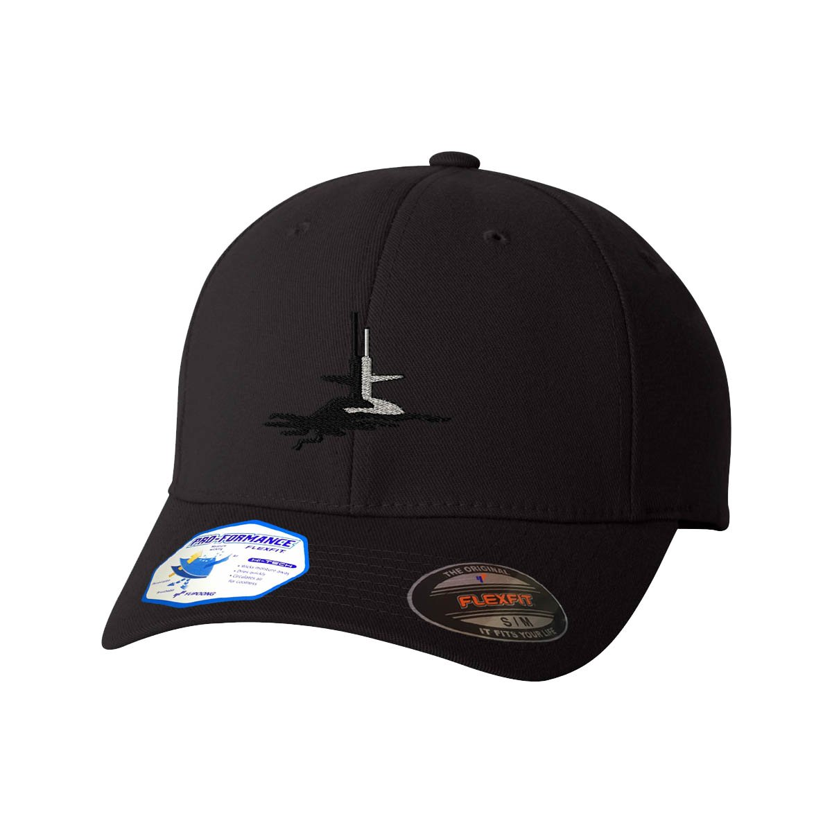 Amazon com: Submarine Military Style 1 Flexfit Pro-Formance