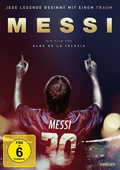 Messi [Alemania] [DVD]: Amazon.es: Lionel Messi, Diego Armando ...