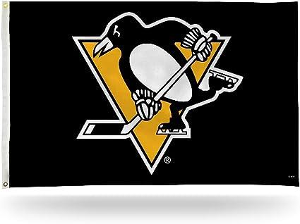 Pittsburgh Penguins Flag 3x5 Banner