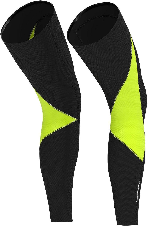 Hera International Cycling Leg Warmers Winter Thermal Roubaix Running Cycling Knee Warmer