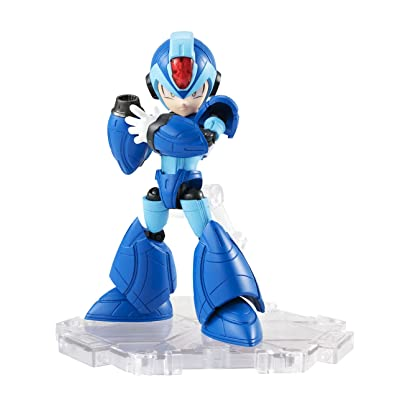 TAMASHII NATIONS Bandai Nxedge Style Rockman Unit X Megaman X Action Figure: Toys & Games
