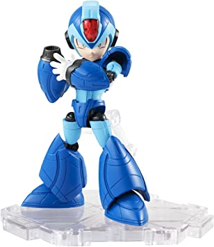 Bandai Mega Man Rockman Mega X ALL X CLEAR ARMOR Figure JAPAN