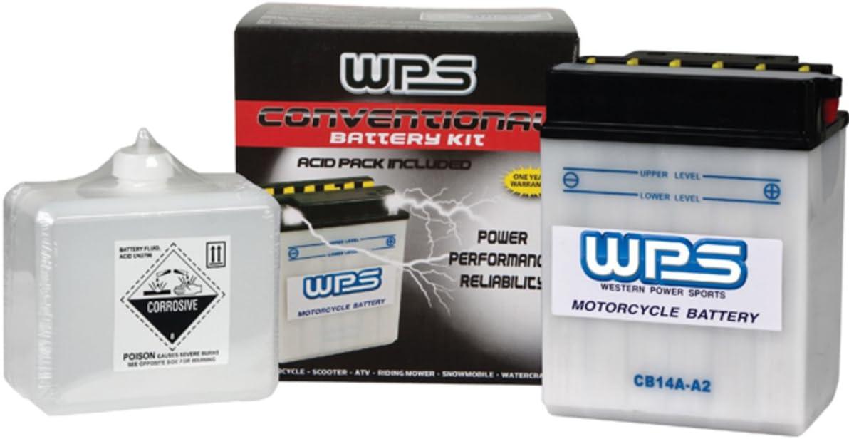 WPS 1987-2004 YFM350X Warrior BATTERY W//ACID CB12C-A CB12C-A Yamaha