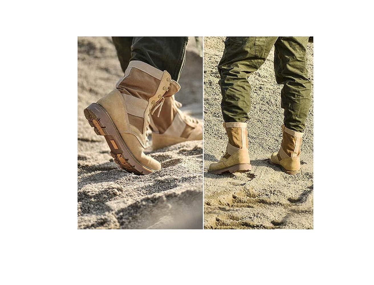 Außenstiefel Desert Der Männer Desert Außenstiefel Stiefel England Tooling Brock Yellow 1d12f8