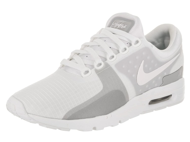 Nike W Air Max Zero Si Schuhe Damen Sneaker Turnschuhe Weiszlig; 881173 100