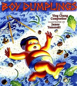 book cover of Boy Dumplings