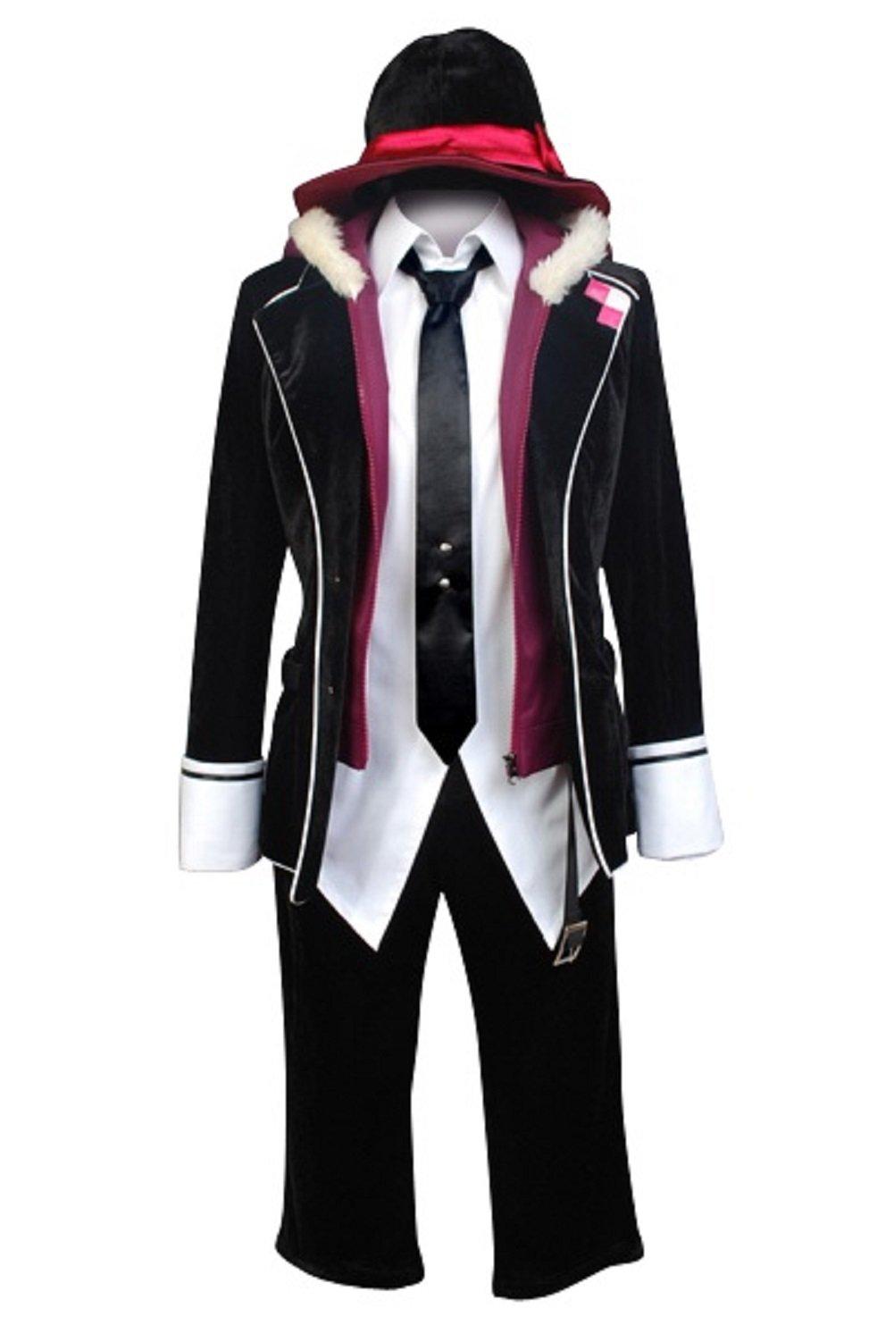 Cosplaybar DIABOLIK LOVERS Vampire Sakamaki Raito Cosplay Costume Female M