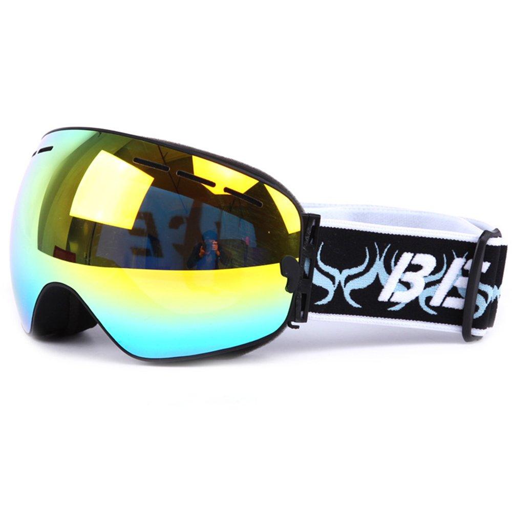 PhantomSky Création Supérieur UV400 Protection Anti-buée Cyclisme Ski Neige Lunettes de Sport #1 - Pro Design pour les activités de plein air dFev5bi