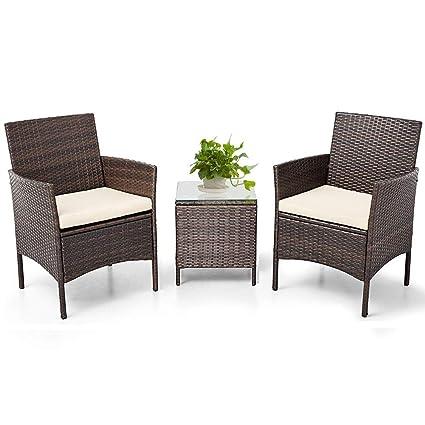 Amazon.com: Suncrown - Sofá seccional para muebles de ...