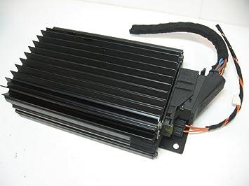 W215 Mercedes Benz OEM Bose amplificador 2158200189 amplificador estéreo Radio Audio unidad fábrica Stock