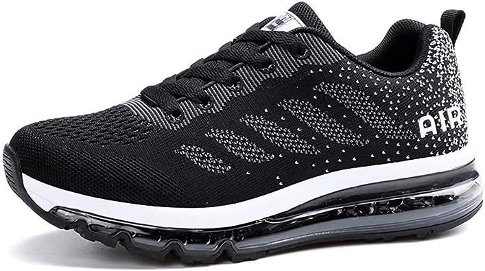 Air Zapatillas de Deportes Hombre Mujer Zapatos Deportivos Running ...