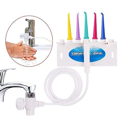 Blanqueamiento de dientes Irrigador Oral Eléctrico Máquina de limpieza dental Chorro de Agua SPA Dental Dientes