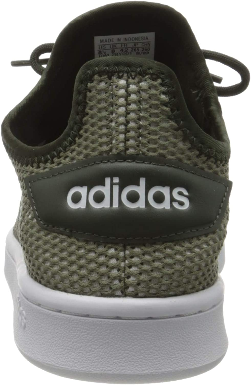 Adidas Herren Court Adapt Sneaker Legacy Green Footwear White Legend Earth