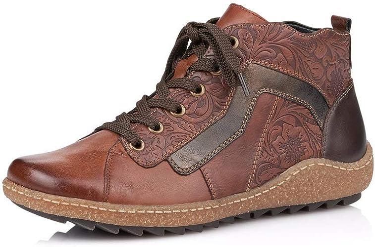 Remonte Damen R1474 Hohe Sneaker: : Schuhe uqIge