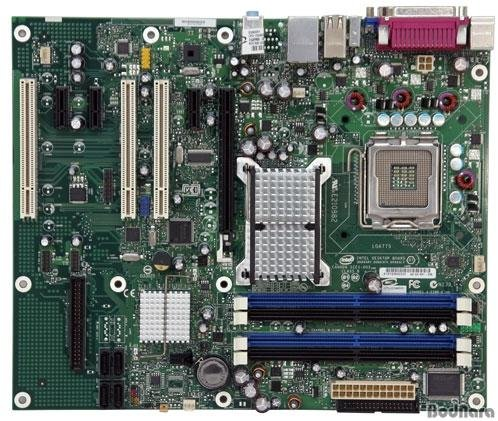 INTEL DG965RY Intel DG965RY Motherboard, Support Intel Core 2 Duo/ Pentium Dua