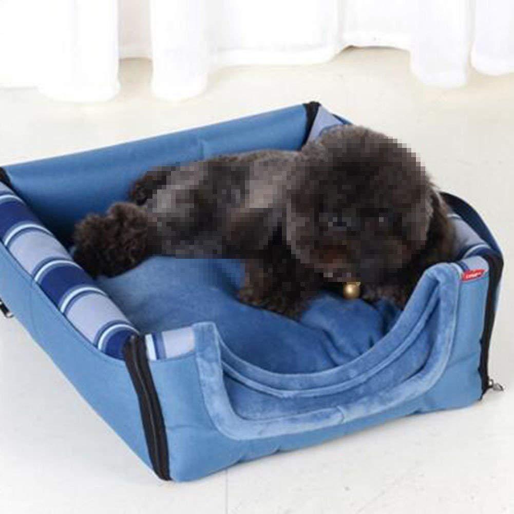 Flowerrs Letto per Animali Animali Animali Domestici Forniture per Animali Domestici per Cani Piccoli e Medi Impermeabile per Cani e Gatti (Dimensioni  S) (Dimensione   Medium) f86ae2
