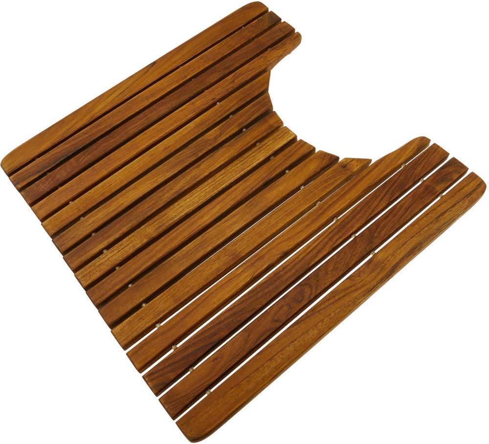 PrimeMatik - Plate-Forme pour WC. Caillebotis pour Salle de Bains