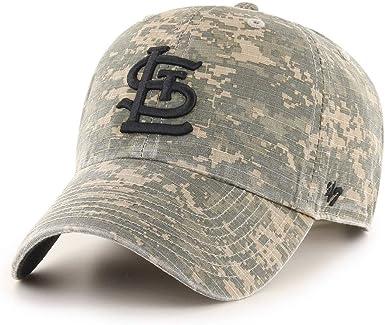 47 Brand Boston Red Sox Basecap Cap Digital Camo Phalanx Baseballcap Cleanup