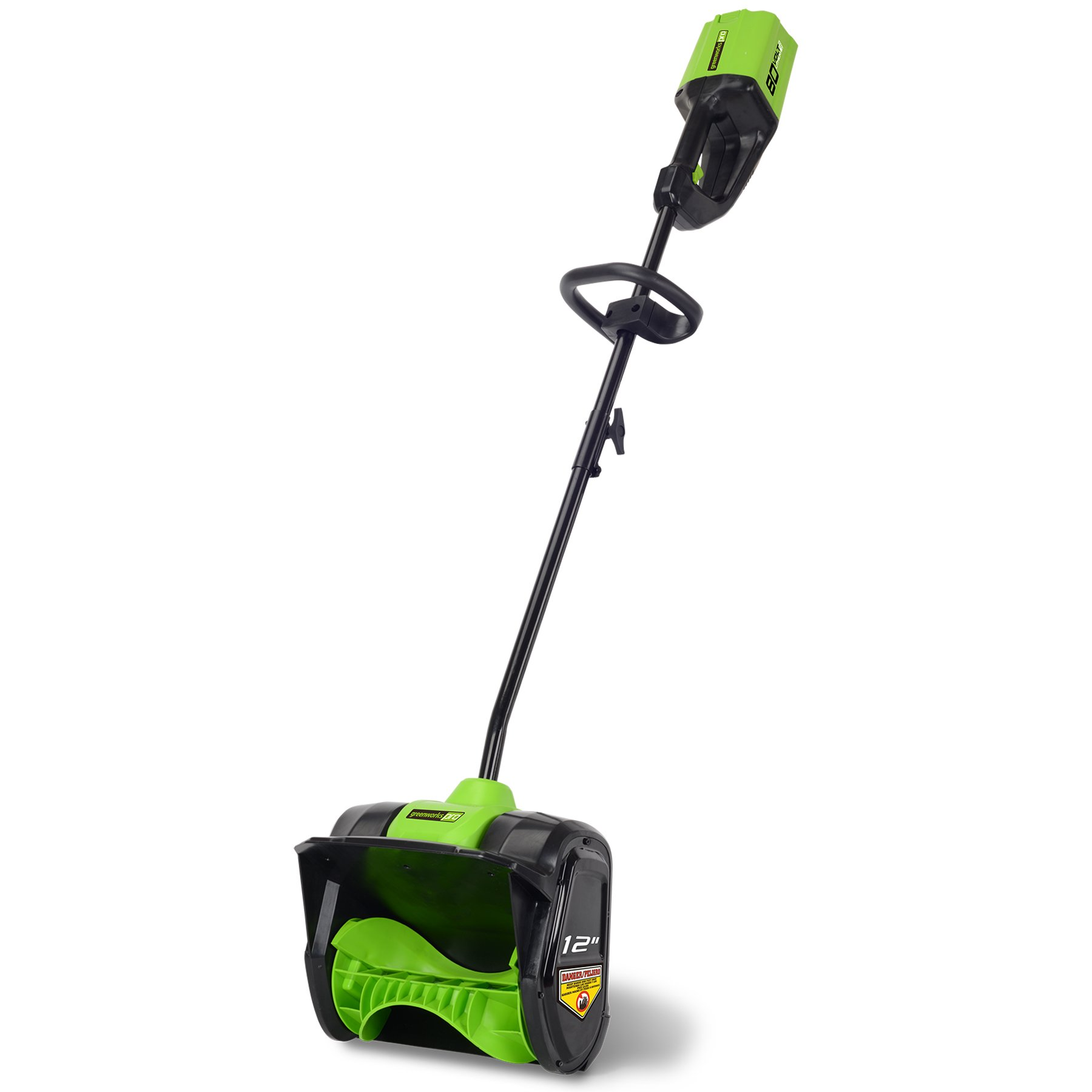 GreenWorks Pro 80V 12-Inch Cordless Snow Shovel, Battery and Charger Not Included 2601202