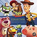 The Toy Story Collection: Toy Story, Toy Story 2, and Toy Story 3 Audiobook by  Disney Press Narrated by Andrew Eiden