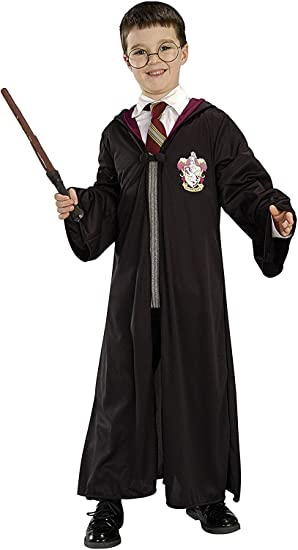Harry Potter Costume Kit, 4-8 años: Amazon.es: Juguetes y juegos