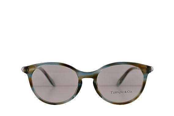 f3d8d19403f Amazon.com  Tiffany   Co. TF2159 Eyeglasses 49-18-140 Ocean ...