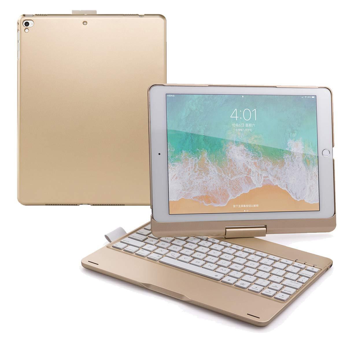 上質で快適 2018 New 2 iPad 2017 1 New iPad 9.7 New iPad Pro 9.7 iPad Air 2 iPad Air 1 シェル, ハイブリッド 耐衝撃性 スリム MeetJP カバー 合う スクラッチ耐性 ゴム バンパーバック and 保護 の 2018 New iPad 2017 New iPad 9.7 iPad Pro 9.7 iPad Air 2 Golden B07L3TZ35T, 滝川市:a92d11a0 --- a0267596.xsph.ru
