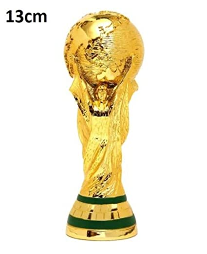 Amazon Com Zh 2018 Fifa World Cup Trophy Model Soccer Championship