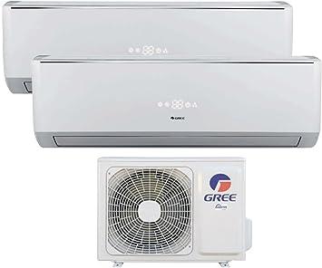 DUO MULTI SPLIT 9000+9000 25+25 m2 - Aparato de aire acondicionado ...