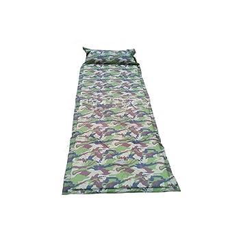 Kohedou 1 x Moda Camping colchón con Almohada - Plegable ...