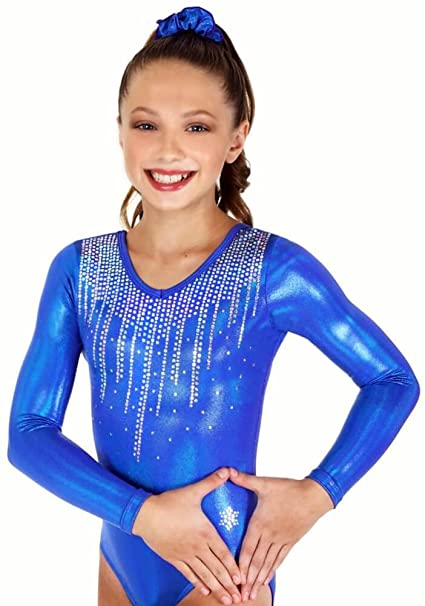 57a602bf9 Amazon.com   Snowflake Designs Cascade Gymnastics Competition ...