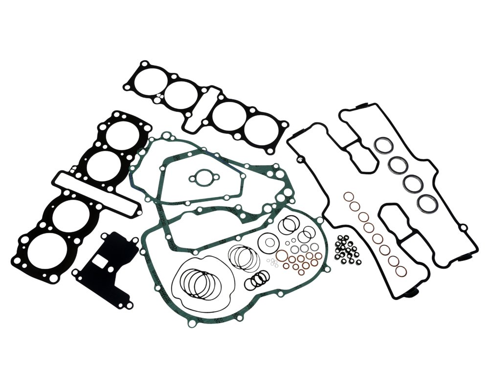Dichtungssatz Motor komplett fü r GSF 400 Bandit GK75B 1991-1995 58,5/50 PS, 43/37 kw ATHENA