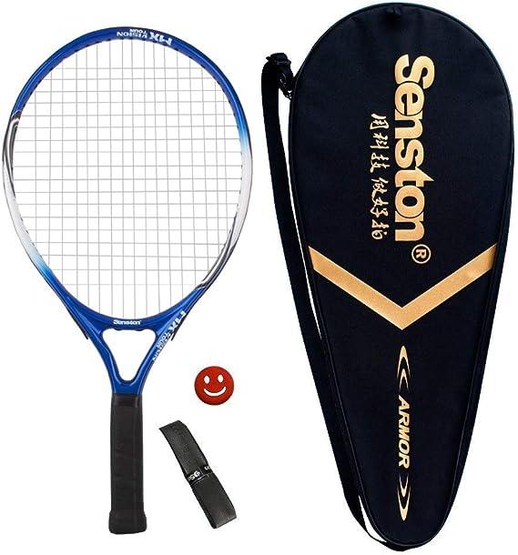 Fancylande 19 2123 25 Junior Tennis Racquet Of Childs Kids Starter Toddlers Tennis Racket With Racket Cover Tennis Overgrip Vibration Damper