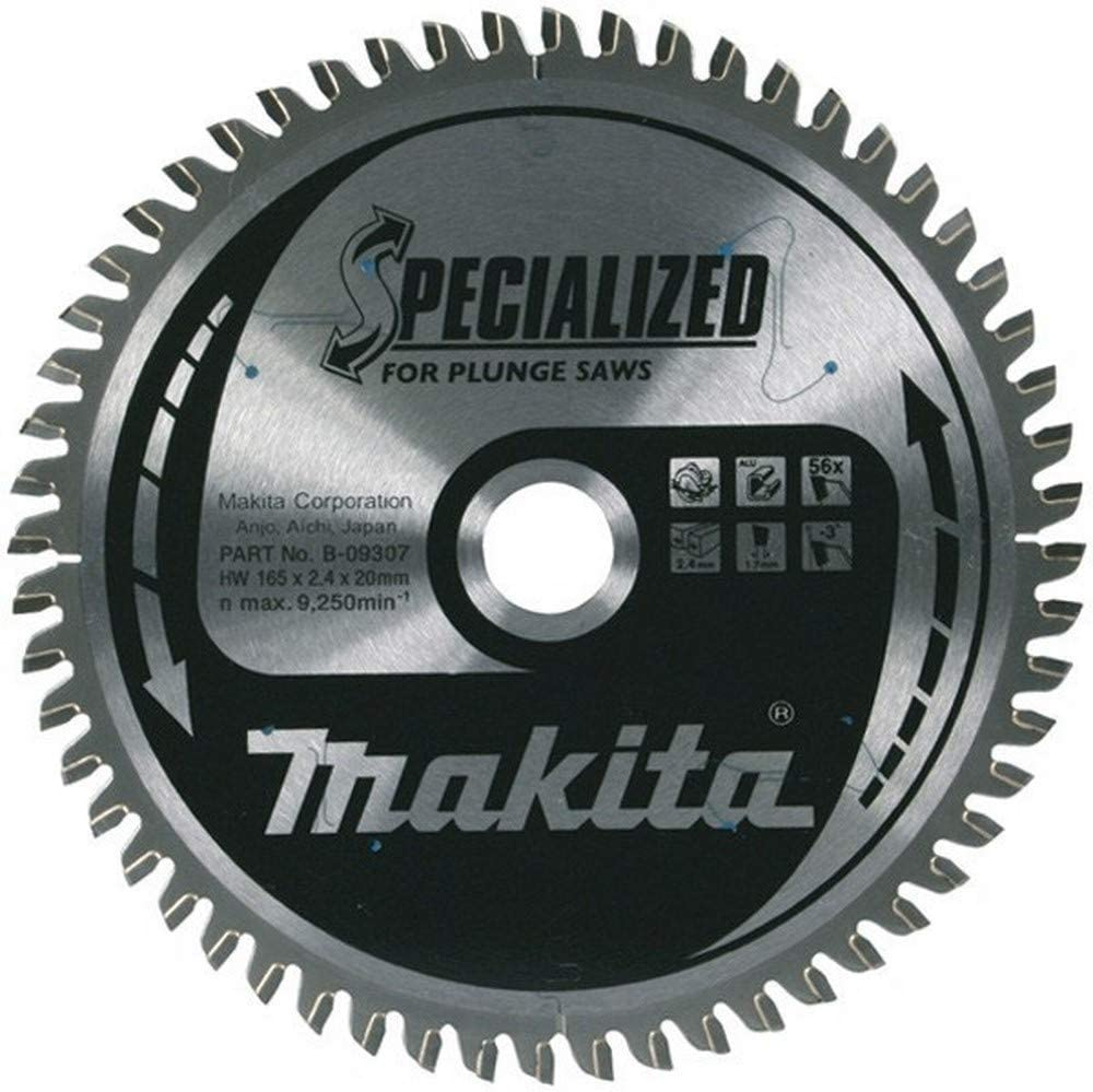 Makita B-09678 - Disco HM 305/30/80D Aluminio