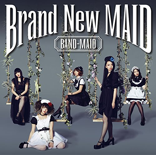 Band Maid Brand Maid Japan CRCP 40461 product image