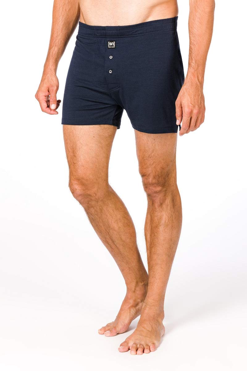 Super Natural Uomo M base Wide 175 Merino Boxer super.natural