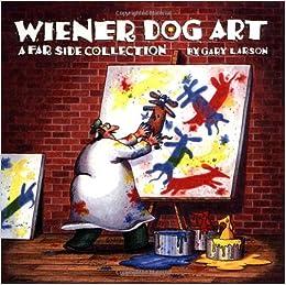 amazon wiener dog art far side gary larson humor