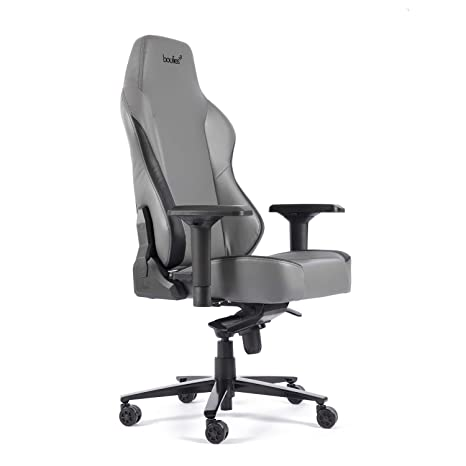boulies Gaming – Silla Silla de Oficina Gaming Chair Negro Titanium serise Master Edition … (