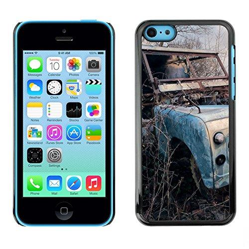 Hülle Case Schutzhülle Cover Premium Case // F00003192 draussen // Apple iPhone 5C