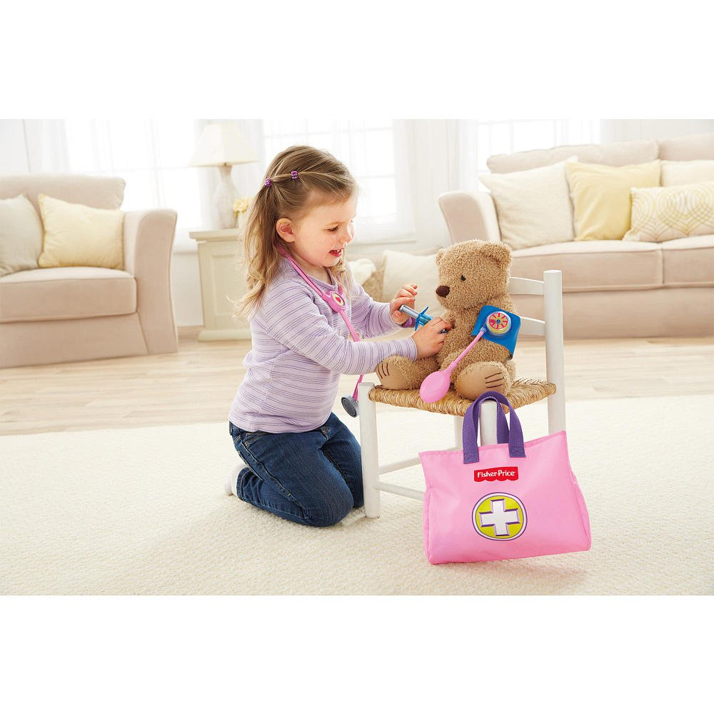 Fisher Price Pink Medical Kit by Fisher-Price (Image #2)