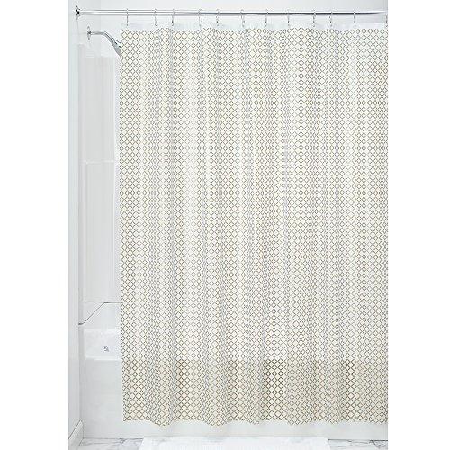 InterDesign Decorative PVC Free Resistant Odorless