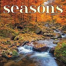 Seasons 2019 Calendar