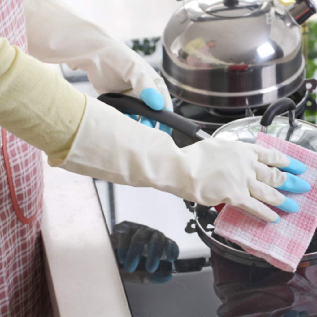 Guantes de protección Guantes impermeables para lavavajillas ...