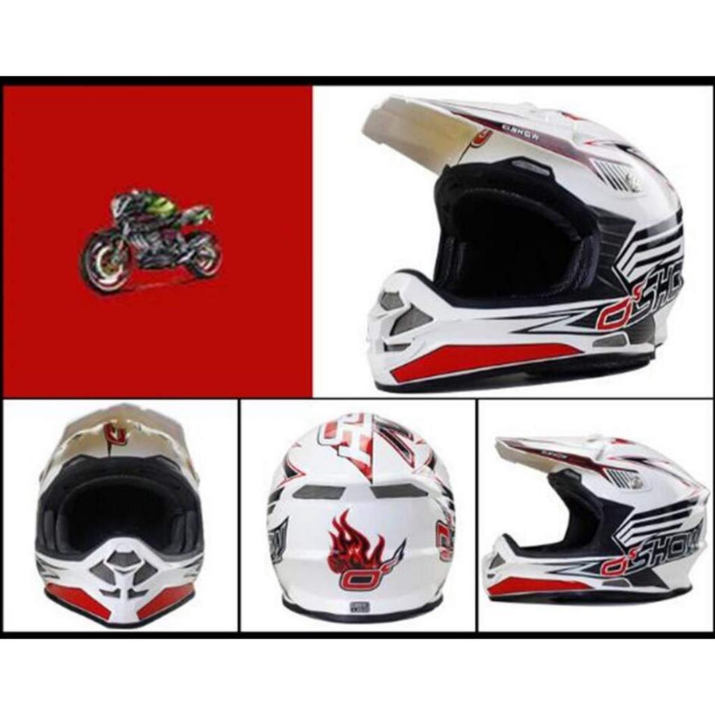 ヘルメット オートバイヘルメット、カーボンファイバーオートサイクルヘルメット男性女性オールラウンドサイクリングヘルメットモト電気自動車フルフェイスヘルメット B07PWB4HRD E XXL XXL|E