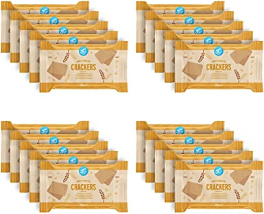 Marca Amazon – Happy Belly – Galletas de espelta con 5 cereales, 4 ...